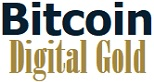 Bitcoin Digital Gold Logo